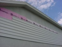 how to cut existing vinyl siding
