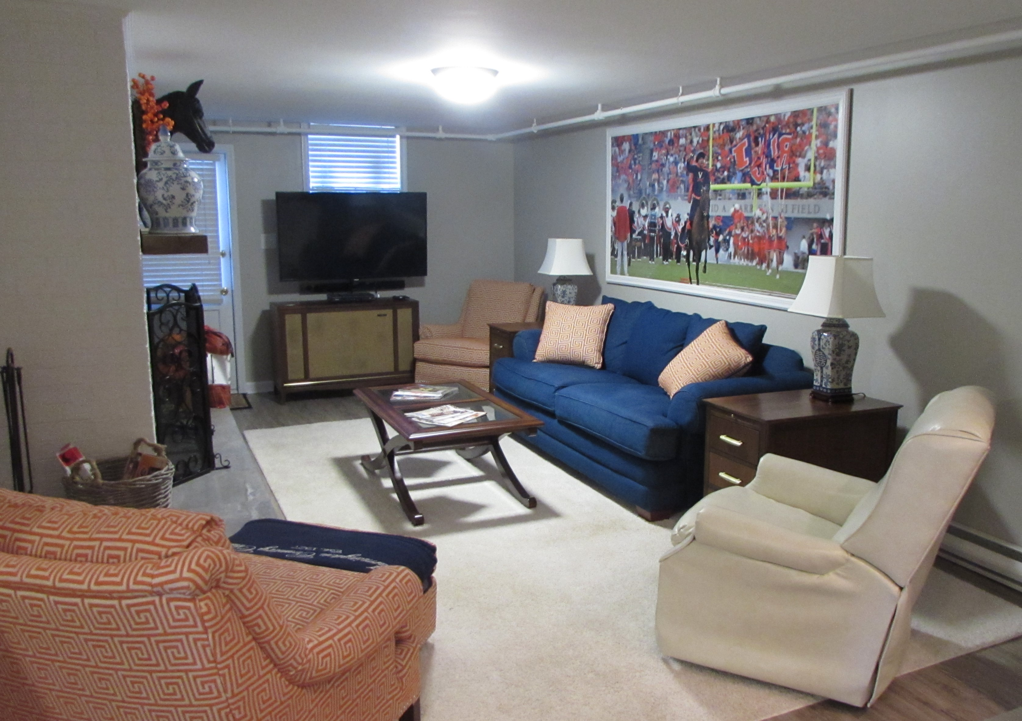 Family Room Space