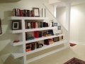 Custom Basement Shelves