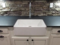 Apron Front Sink at the Wet Bar