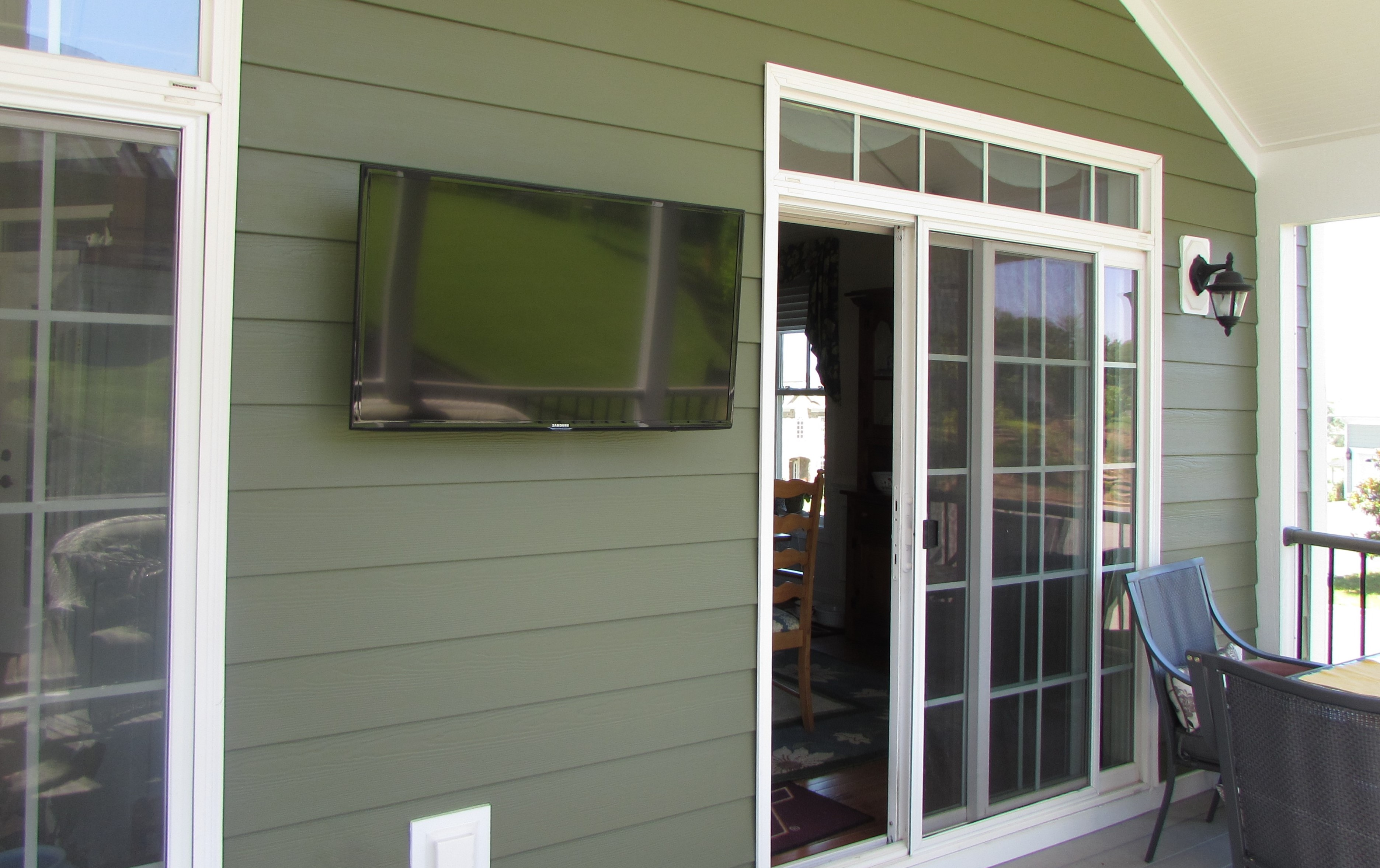 Screen Porch in Old Trail