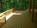 Gorgeous New Deck in Ednam