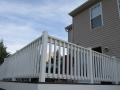 Traditional Deck Railings
