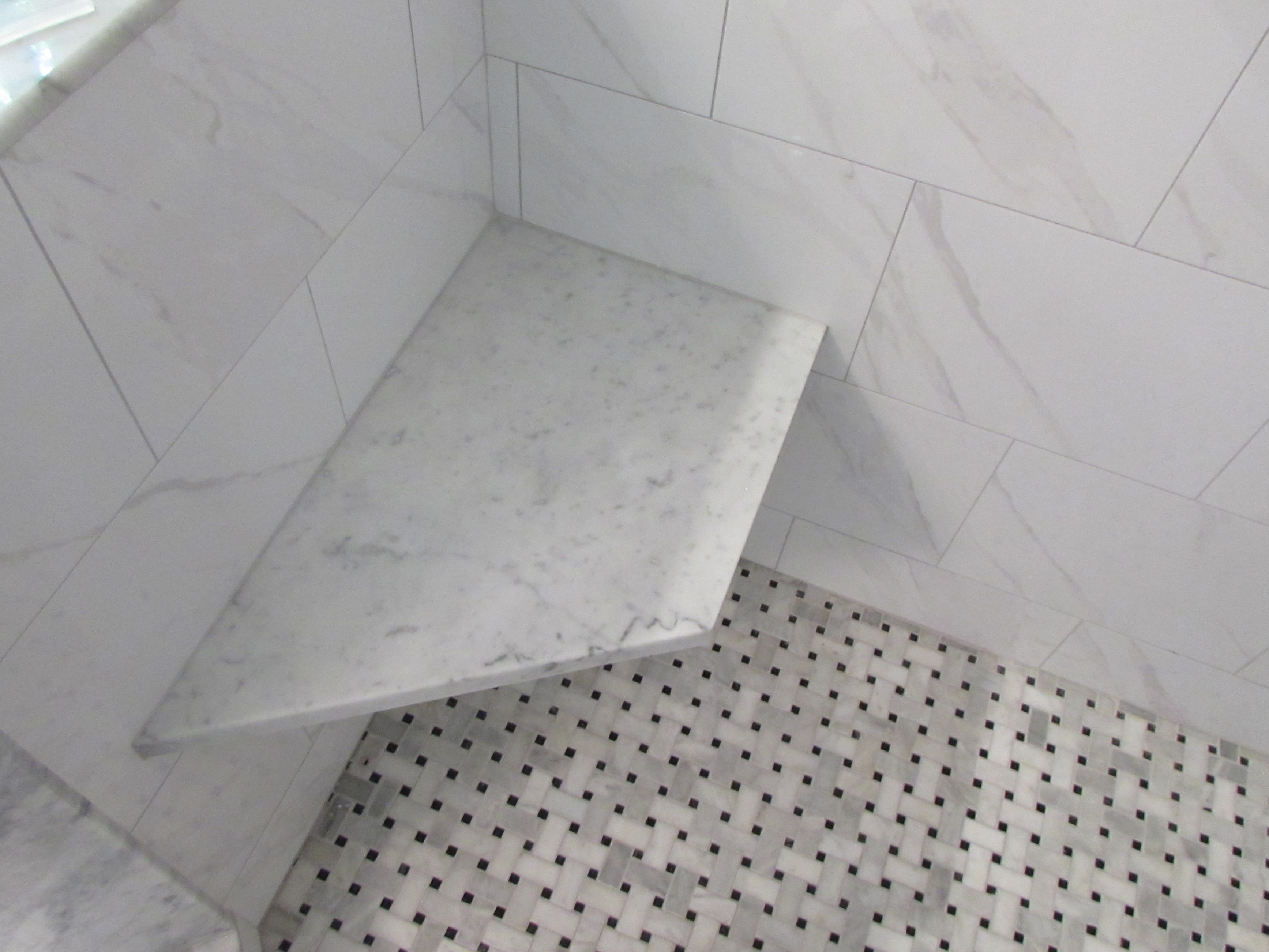 Marble Bench Seat