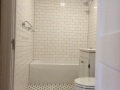 Vintage-Look Bath Tile