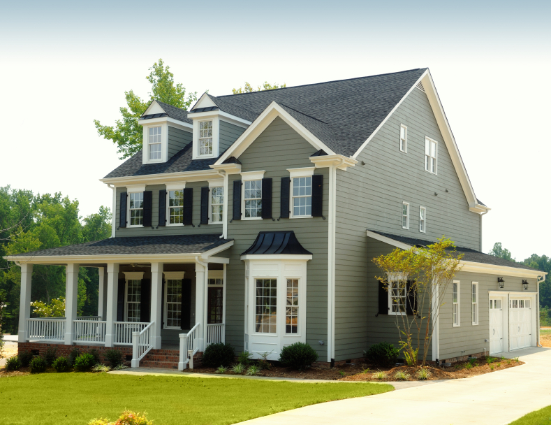 Exterior painting for Classic house painting